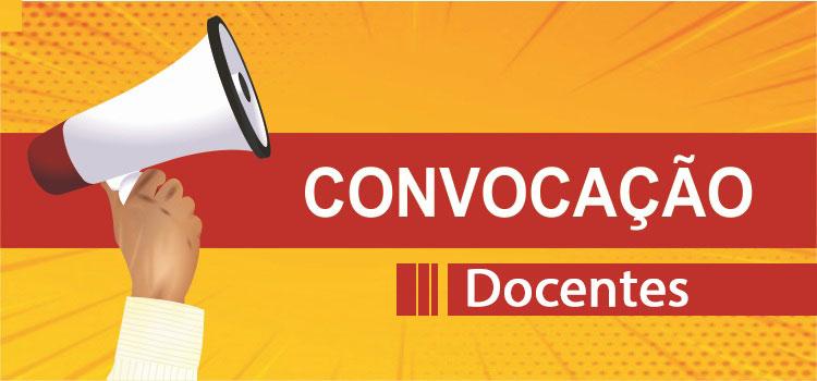 Convocação 015/2021
