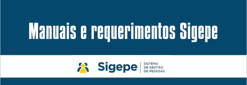 Sigepe - Módulo Requerimentos