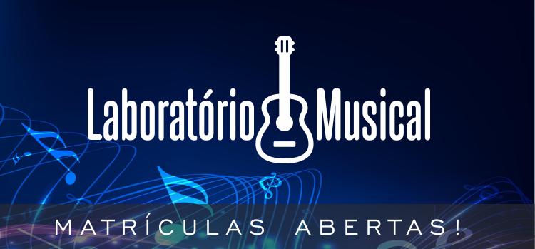 Vagas abertas no Laboratório Musical/2019 para servidores ativos, aposentados e familiares