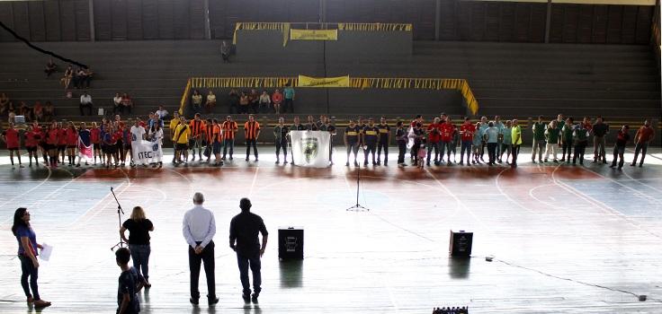 Progep realiza cerimônia de abertura dos Jogos dos Servidores edição 2019
