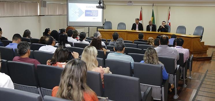 Progep lança o Plano de Desenvolvimento de Pessoas da UFPA para 2020