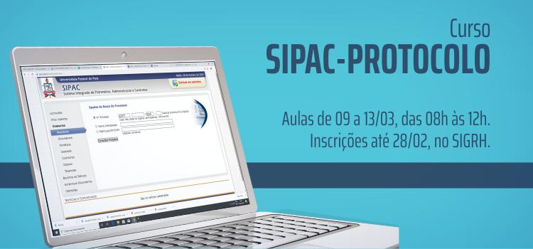 Capacit oferece curso sobre o Módulo Protocolo do SIPAC