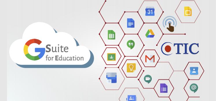 UFPA disponibiliza adesão de contas institucionais para a plataforma G-Suite do Google